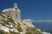 Church on the Mount St. Jure — Stock Photo