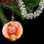 Christmas ball — Stock Photo #7134751