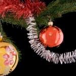 Christmas ball — Stock Photo #7134799