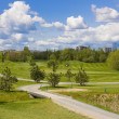 Golf course - Foto de Stock  