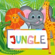 Royalty-Free Stock Vector Image: Jungle