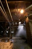 Gammal övergiven fabrik — Stockfoto