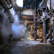 Old abandoned factory — Stock Photo
