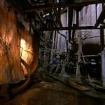 vecchia fabbrica abbandonata — Foto Stock #7488662