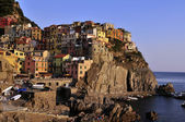 Manarola in Cinque Terre — Stock Photo