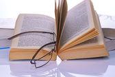 Wiedza w książce — Stock Photo