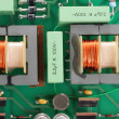 Stock Photo: Printed circuit-board