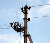 High-voltage — Stock Photo