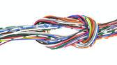 Communication wire — Stock Photo
