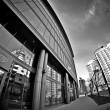 Stock Photo: Fisheye Architecture_01