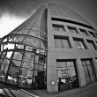 Fisheye Architecture_02 - Stock Photo