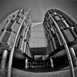 Fisheye Architecture_10 - Stock Photo