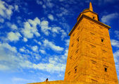 Tower of Hercules (lighthouse) — Stock Photo