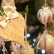 Christmas ornaments — Stock Photo #7141025