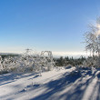 Beautiful winter landscape — Stock Photo #7670484