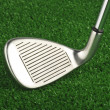 Stock Photo: Golf club