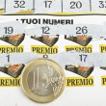 Lottery ticket — Stock Photo #7204412