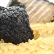 Royalty-Free Stock Photo: Truffles and rice