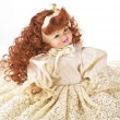 Stock Photo: Porcelain doll