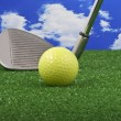 Golf — Stock Photo #7206377
