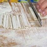 Italian homemade pasta — Stock Photo #7208414