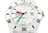 Transparent watch — Stock Photo