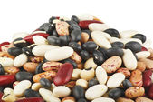 Mixed dried beans — Stock Photo