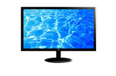 New television 3 D — Stock Photo