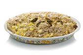 Italiaanse huisgemaakte pasta — Stockfoto