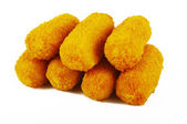 Croquettes — Stock Photo
