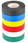 Colored duct tape — Stock Photo