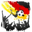 Stock Vector: Worldcup germany