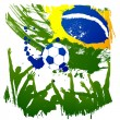 Worldcup brazil - Stock Vector
