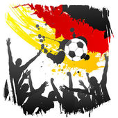 Worldcup germany — Stock Vector
