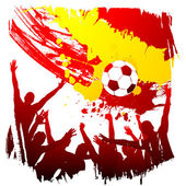 Worldcup spain — Stock Vector
