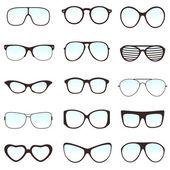 Glasses vector — Stock Vector