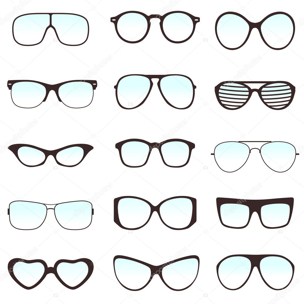Fabulous Free Vector Glasses 1024 x 1024 · 182 kB · jpeg