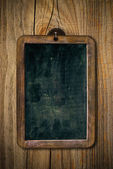 Wooden slate — Stock Photo