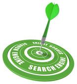 SEO - search engine optimization — Stock Photo