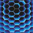Royalty-Free Stock Vektorfiler: Honeycomb. Vector.