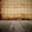 Brown abstract background  dirty wall style — Stock Photo
