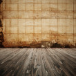 Stock Photo: Brown abstract background dirty wall style