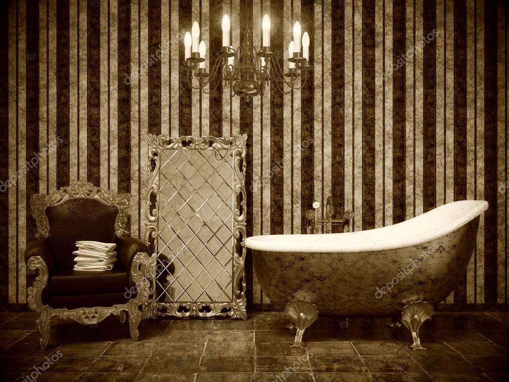 Inre rum med fina möbler inne — stockfotografi © alexroz #6921546