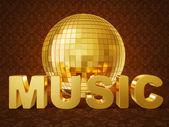 Music — Stock Photo