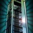 Servers Tower — Stock Photo #6899327