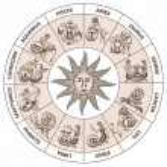 dibujo vectorial de Zodiaco — Vector de stock