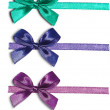 Stock Photo: Bows collection