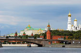 Kreml i moskva — Stockfoto