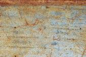 Rezavé ocelového plechu — Stock fotografie