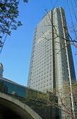 一座高楼 — 图库照片